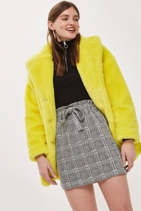 Coat by Topshop - £22