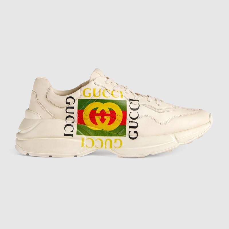 Sneaker by Gucci - £675