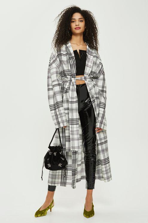Coat by Topshop - £79