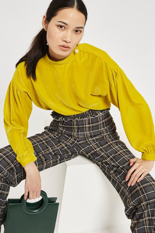 Trousers by Topshop - £36