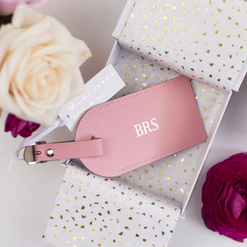 Personalised Luggage Tag - £24.95