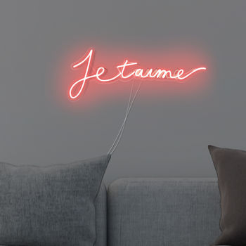 Neon Sign - £360