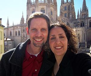 WALKER MINISTRIES   Rich and Daphne Walker