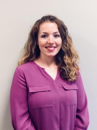Emily Ingram - Children's Director