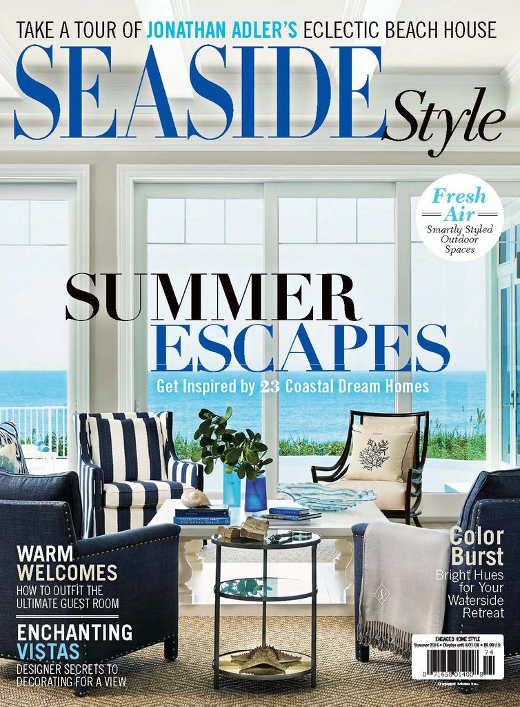 Seaside Style Summer 2016