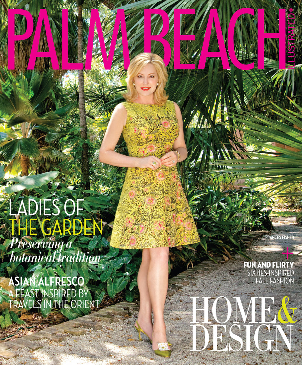 Palm Beach Illustrated Oct 2014