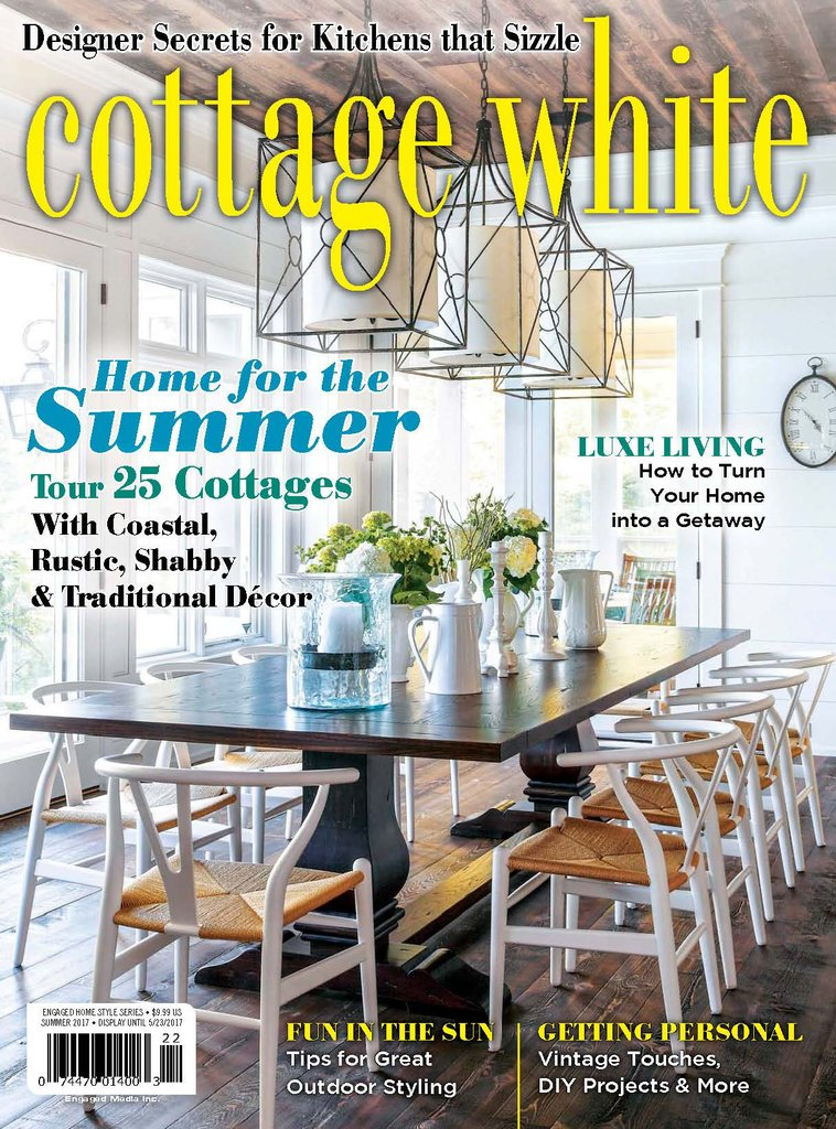 Cottage White Summer 2017
