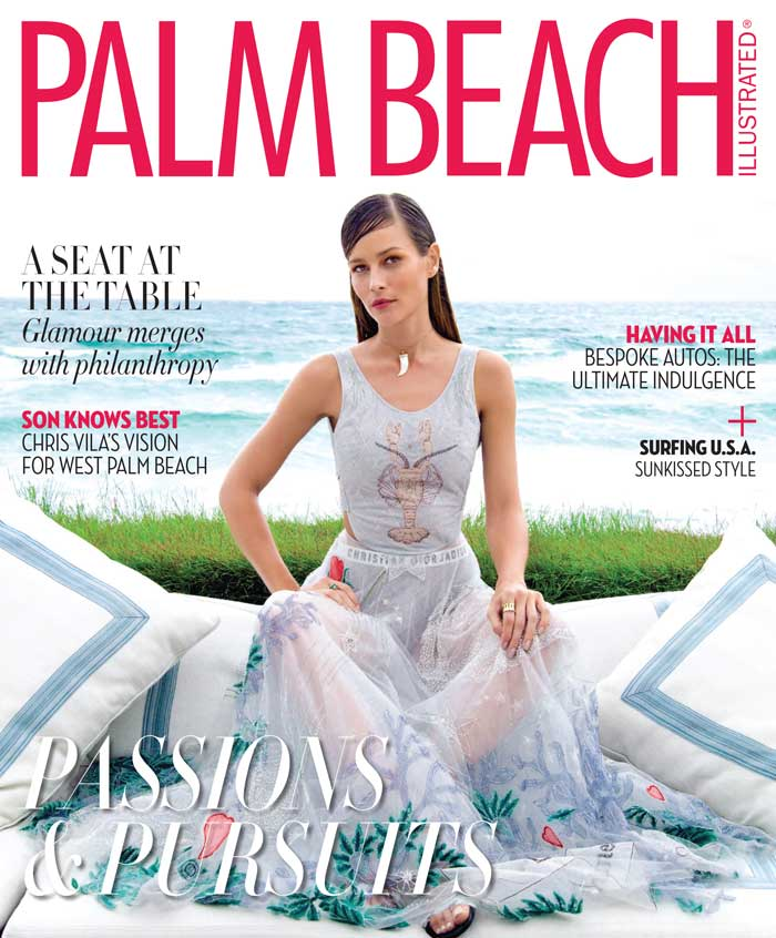 Palm Beach Illustrated February 2017