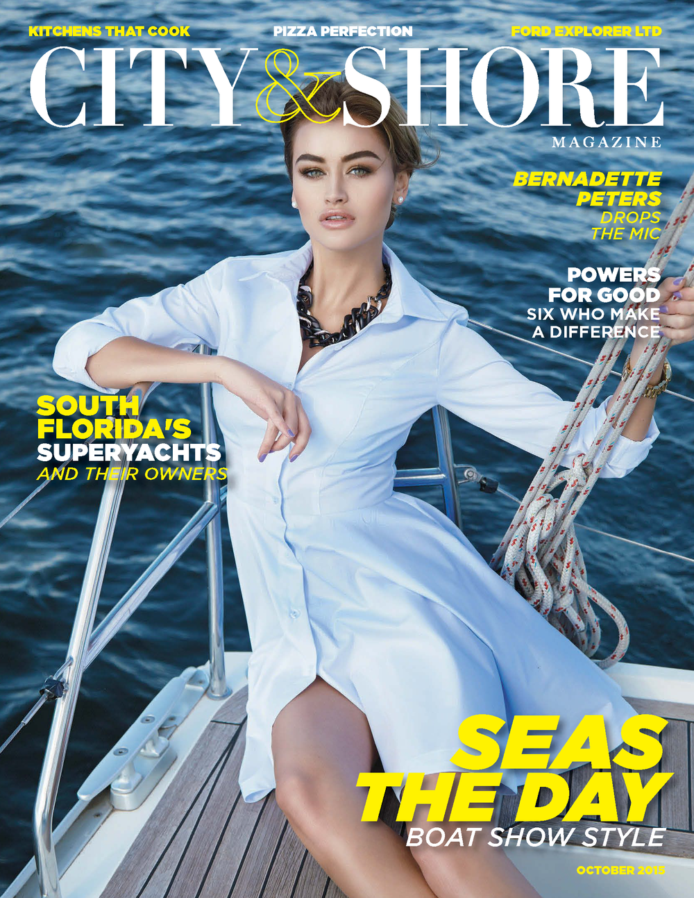 City & Shore Oct 2015