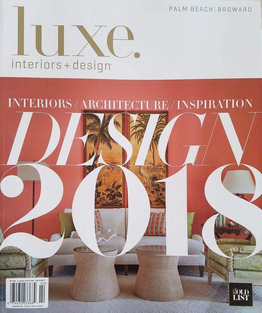 Luxe Jan/Feb 2018