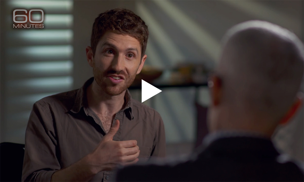 "60 Minutes: ""Brain Hacking"" with Tristan Harris from Time Well Spent"