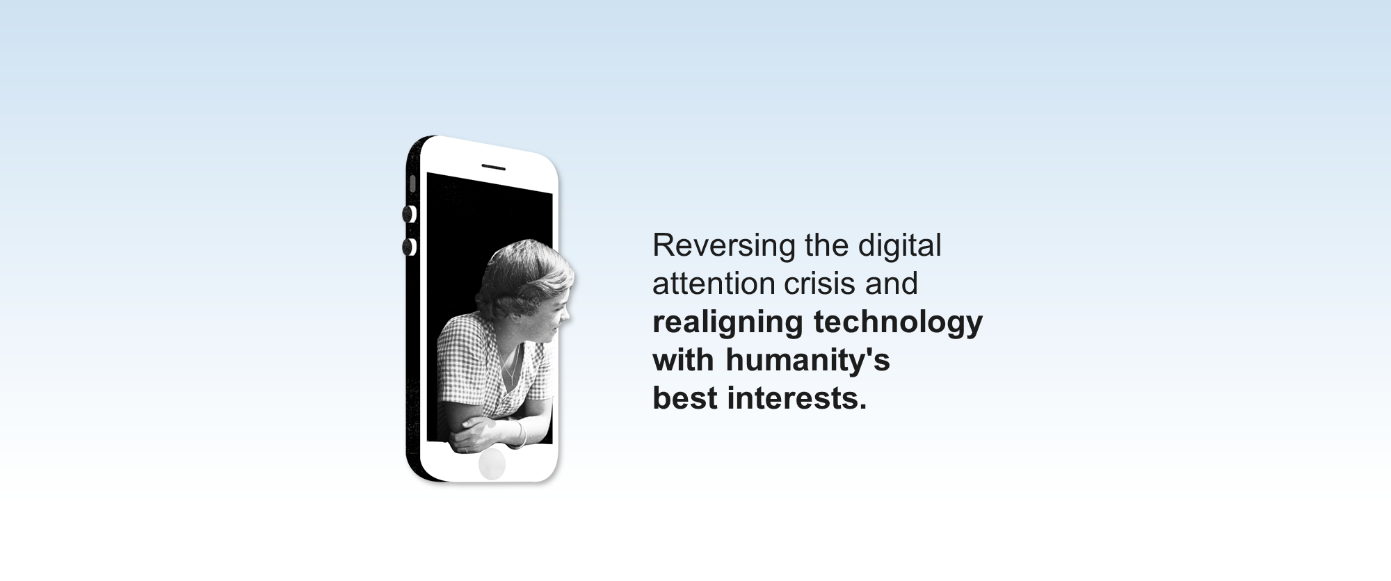 Center for Humane Technology: Realigning Technology with Humanity