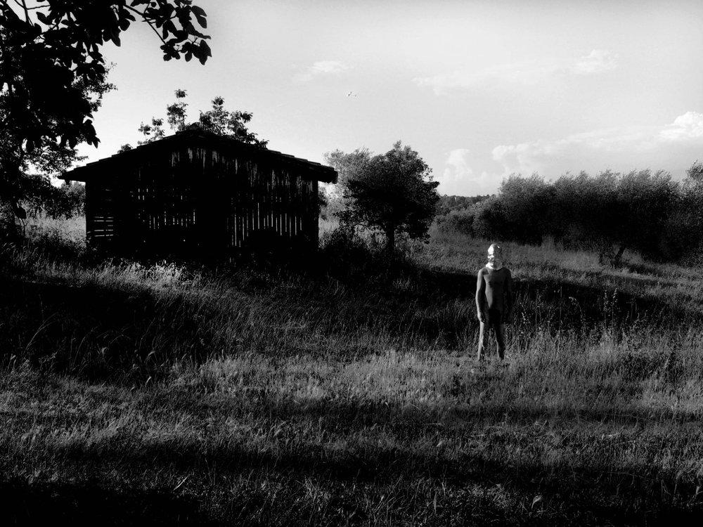 Johnny Abbate - Alien #4 - 2012