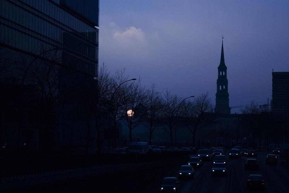 Johnny Abbate, Hamburg, Sankt Nikolai Kirche, 2015