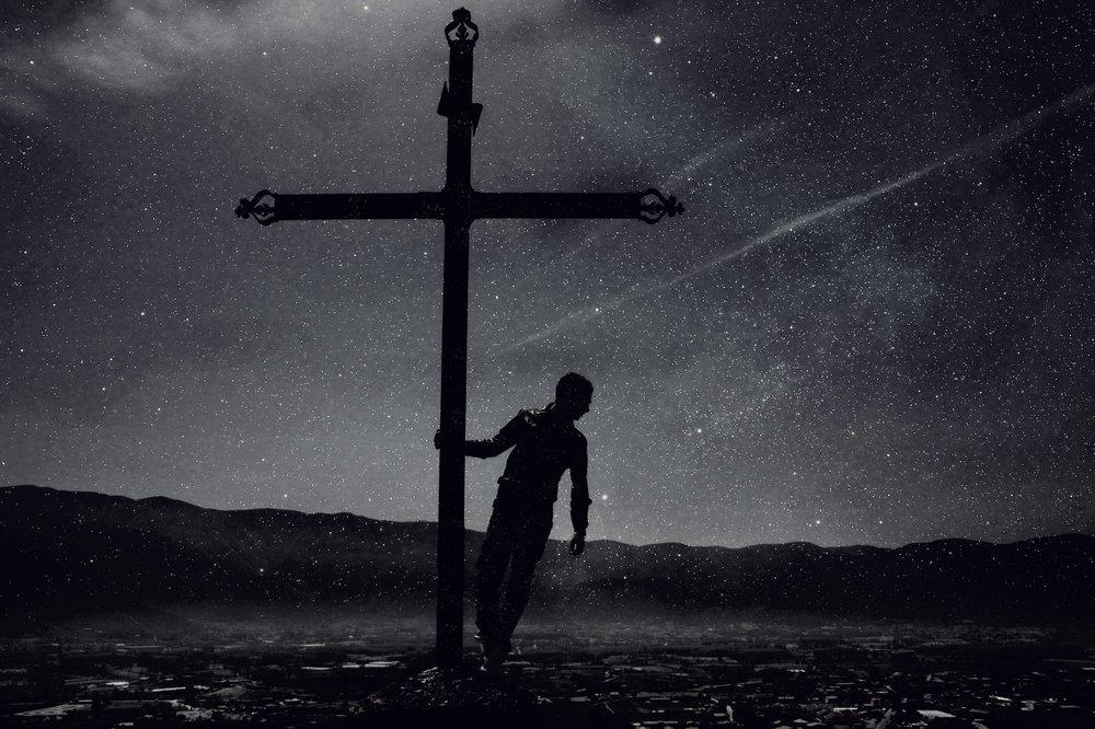 Johnny Abbate, Cross #29, 2016