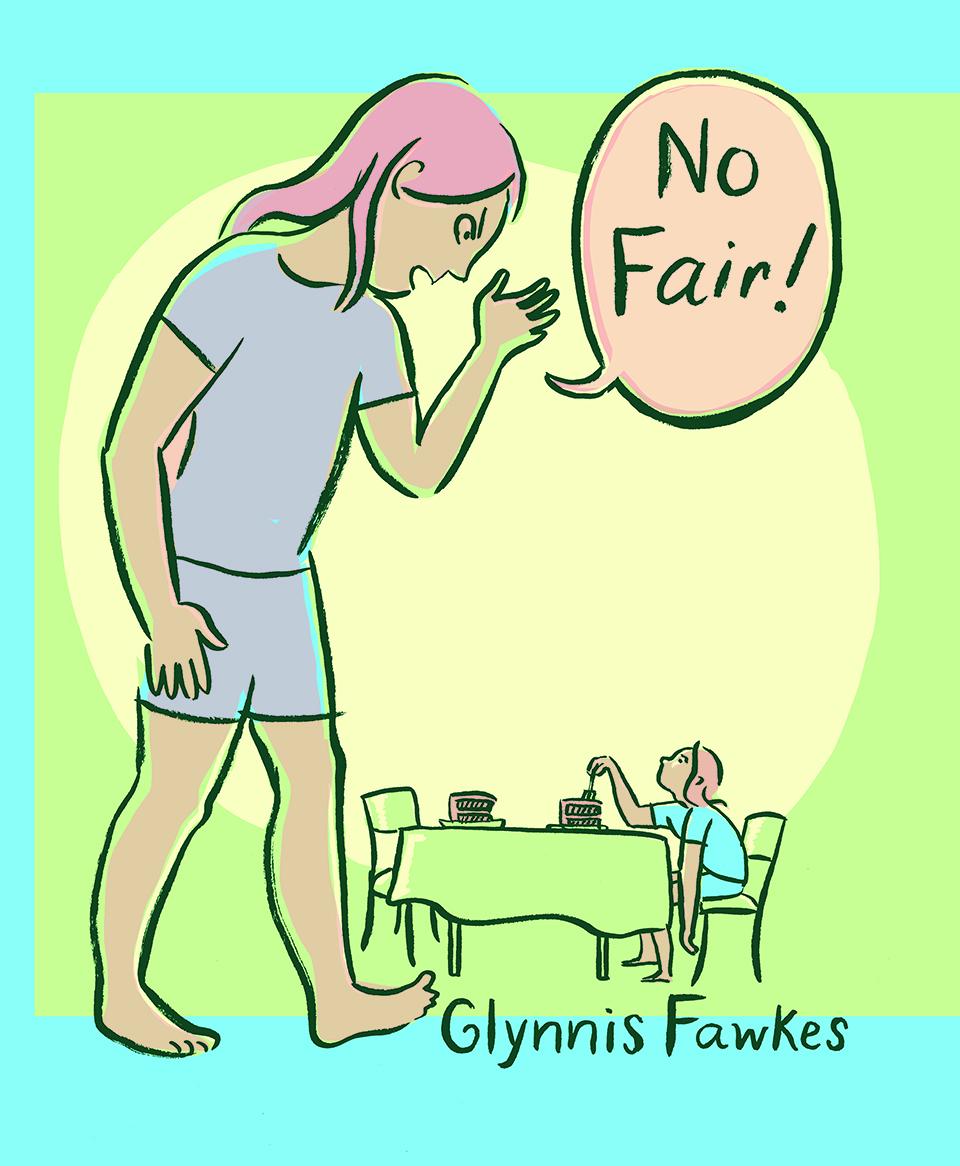 NoFair!Cover