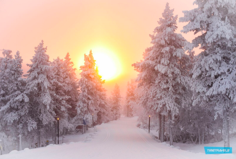 Saariselka, Urho Kekkonen National Park