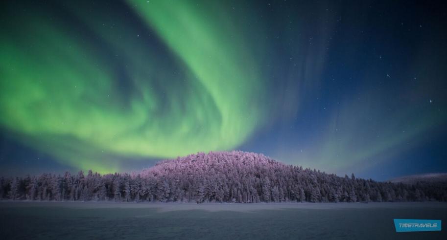 Saariselka Aurora Hunting