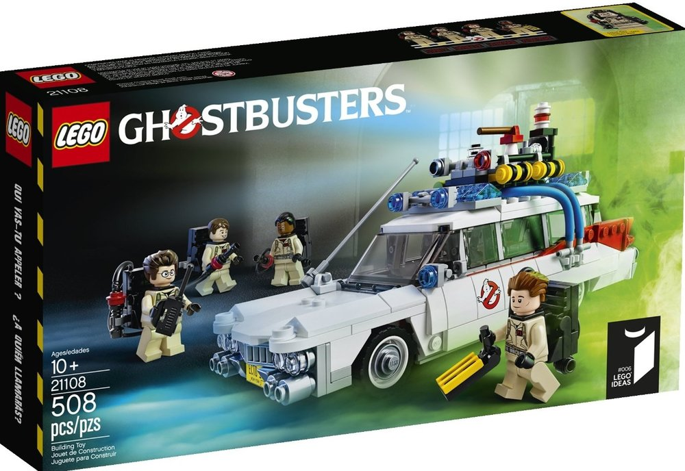 Ghosbusters Ecto-1