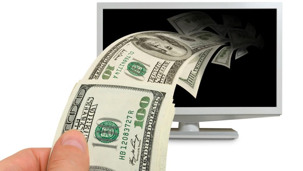 "Image result for money ads"""