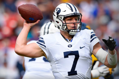TAYSOM HILL Current Team: Green Bay Packers Position: Quarterback College: Brigham Young University  Hometown: Pocatello, Idaho