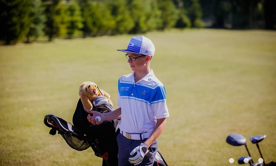 Konrad Bargenda - HCP 6,8Sobienie Królewskie Golf & Country Club
