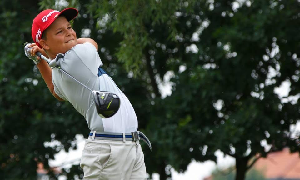 Nikolas Tymiński - HCP 6,4Sobienie Królewskie Golf & Country Club