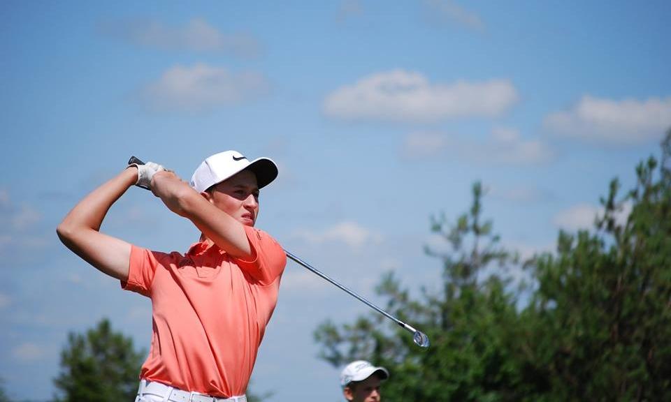 Krzyś Opadczuk - HCP 7,9Sobienie Królewskie Golf & Country Club
