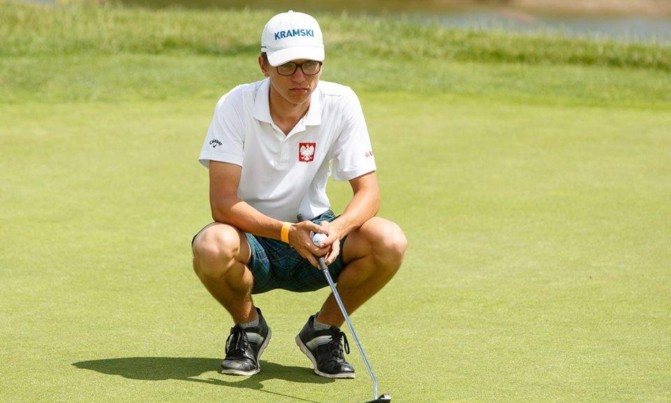Kamil Nowak - HCP 1,8Kalinowe Pola Golf Club