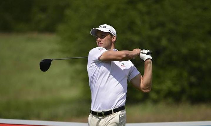 Mateusz Korzuch - HCP 4,3SPAR Polska Golf Club