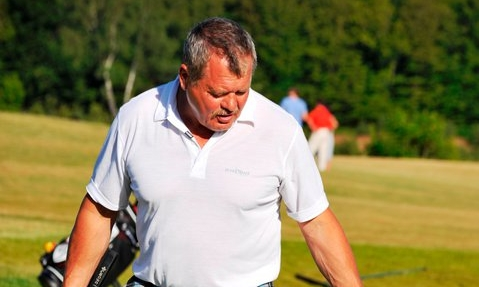 Roman Centkowski - HCP 8,8Mazury Golf & Country Club