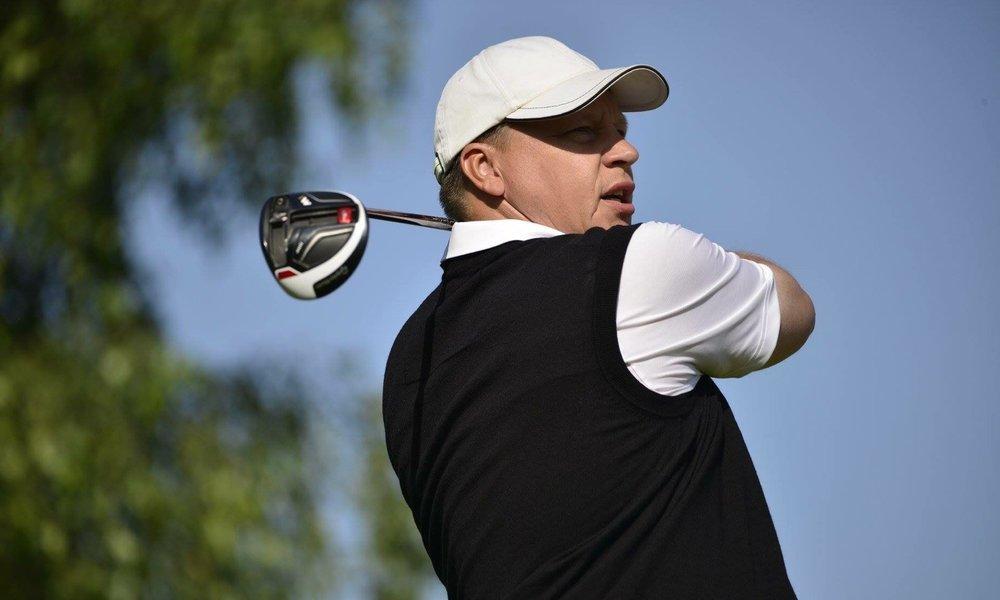 Grzegorz Gawroński - HCP 5,1Amber Baltic Golf Club