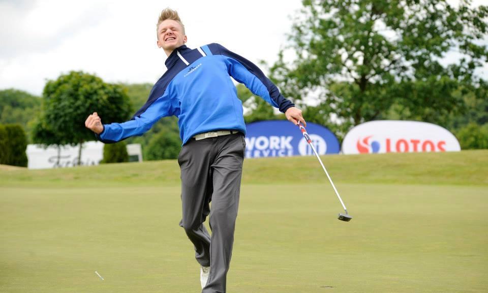 Marcel Benbenek - HCP 7,7Sobienie Królewskie Golf & Country Club