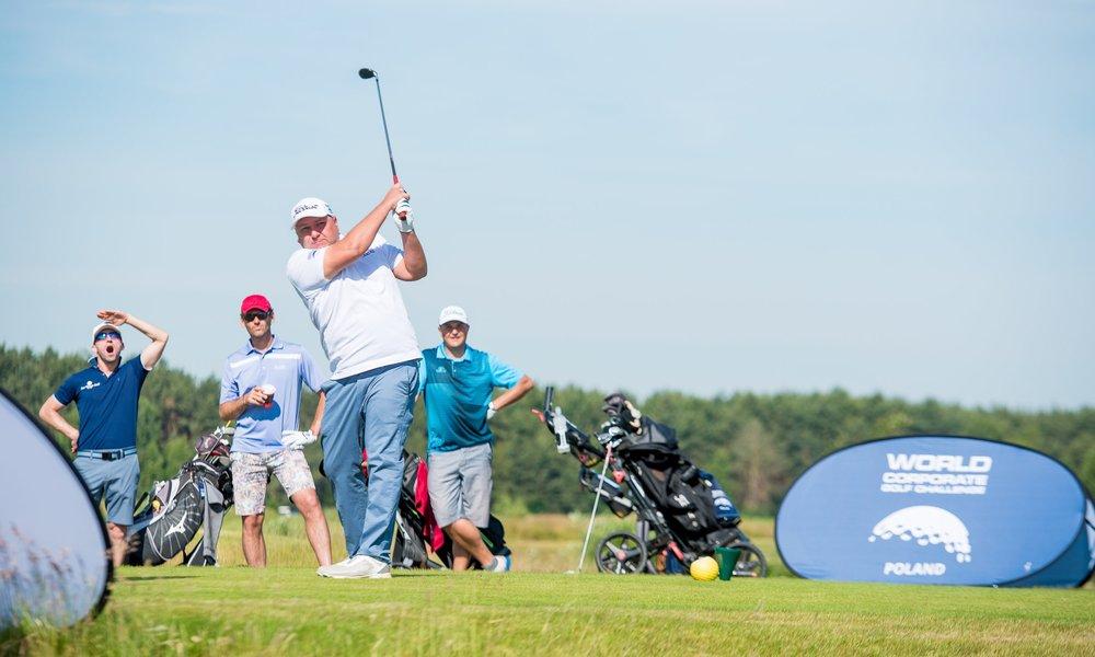 Łukasz Ostaszewski - HCP 9,8Sobienie Królewskie Golf & Country Club