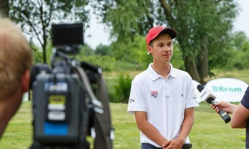 Kacper Janus - HCP 9,1Sobienie Królewskie Golf & Country Club
