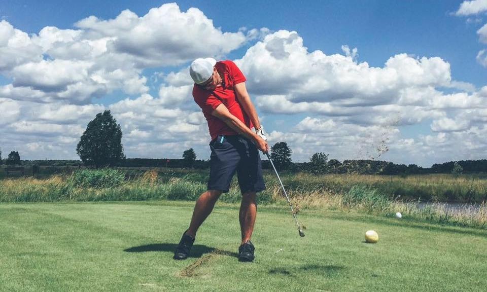 Adam Hruboń - HCP 9,4Sobienie Królewskie Golf & Country Club