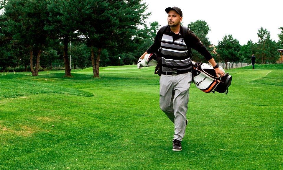 Tomek Zembrowski - PGA PolskaKalinowe Pola Golf Club