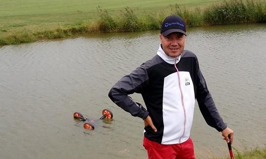 Krzysztof Skiba - HCP 9,6Toya Golf & Country Club