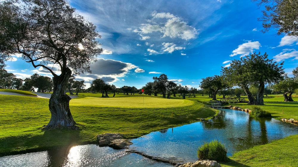 Quinta da Cima  – pole klasy mistrzowskiej, znane z często rozgrywanych na nim zawodach golfowych. Liczne przeszkody i zróżnicowanie pola, tworzą je wymagającym, lecz jakże ekscytującym do gry.
