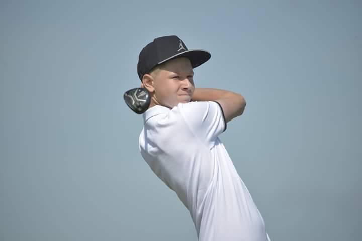 Max Biały - HCP 3,8Tokary Golf Club