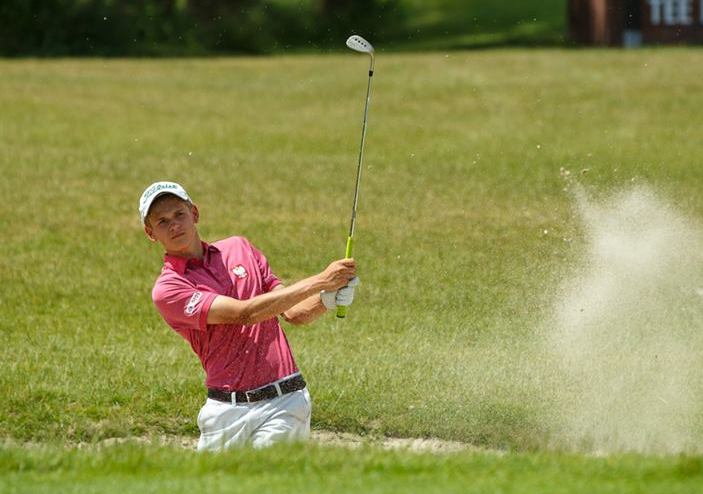 Filip Kowalski - HCP 0,7Tokary Golf Club