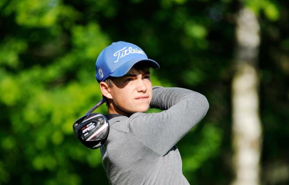 Kuba Dymecki - HCP +0,9Tokary Golf Club