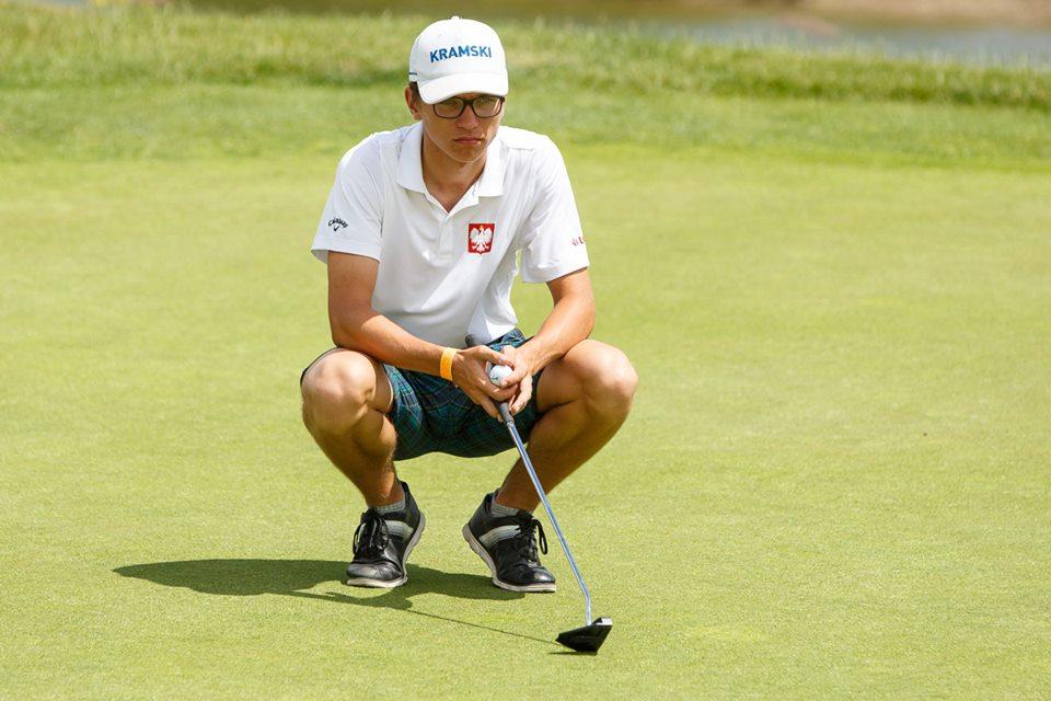 Kamil Nowak - HCP 0,7Kalinowe Pola Golf Club