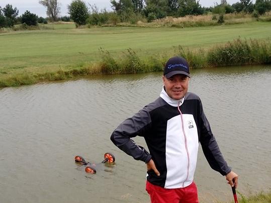 Krzysztof Skiba - HCP 10,0Toya Golf & Country Club Wrocław