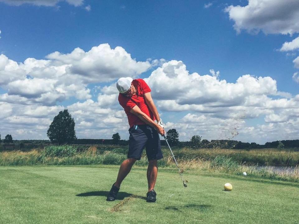 Adam Hrubon - HCP 9,3Sobienie Królewskie Golf & Country Club