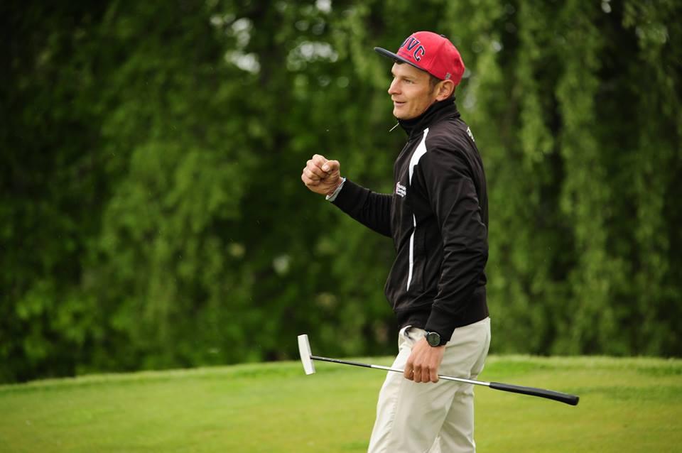 Adrian Kaczała - PGA PolskaBinowo Park Golf Club🍆🥉 2017 PROsiep #3