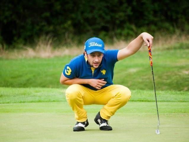 Kuba Ufnal - PGA PolskaGolf Park Józefów