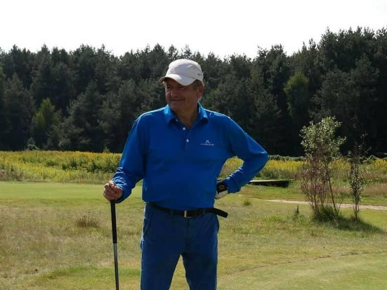 Sławomir Michalski - HCP 8,3Sobienie Królewskie Golf & Country Club