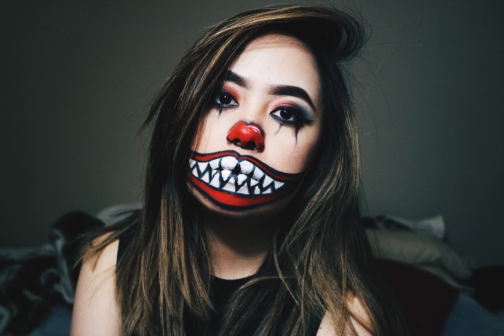 Halloween Makeup Ideas 2017 — Chanel Tries To Blog
