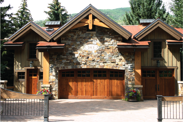 custom wood garage doors rustic mountains.png